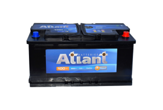 Аккумулятор Atlant Autopart 100  A/h 800A R+