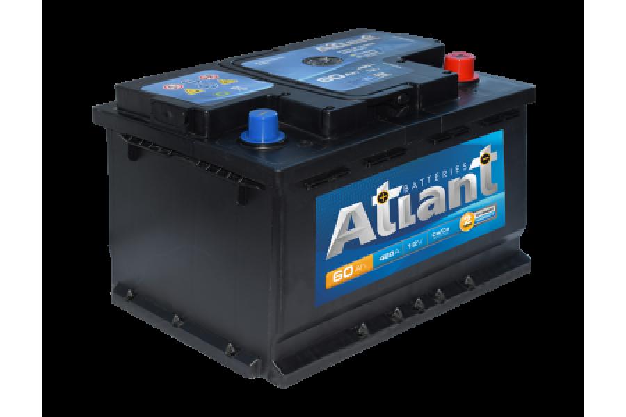 Аккумулятор Atlant Autopart 60  A/h L+/R+ 480A (EN)