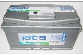 Аккумулятор ISTA Standard (100  A/h), 800А