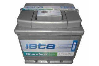 Аккумулятор ISTA Standard (55  A/h), 450А