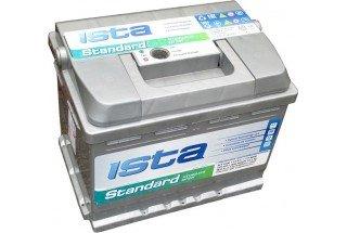 Аккумулятор ISTA Standard (66  A/h), 570А
