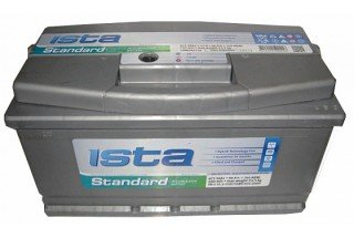 Аккумулятор ISTA Standard (90  A/h), 760А