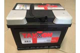 Аккумулятор Taxxon 60  A/h R+ 550A (EN)