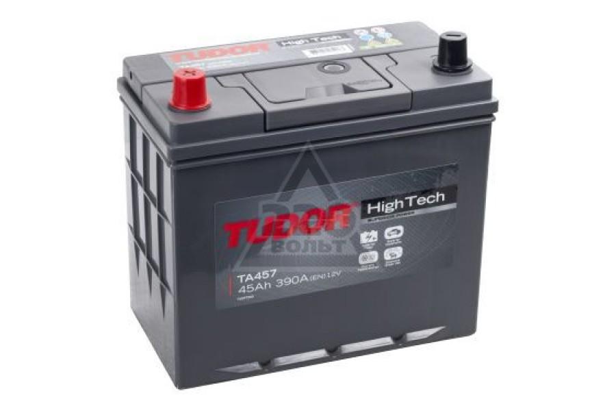 Аккумулятор Tudor High Tech Japan 45  A/h 390A L+
