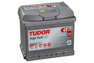 Аккумулятор Tudor High Tech TA472 47  A/h 450A