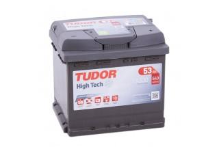 Аккумулятор Tudor High Tech TA530 53  A/h 540A