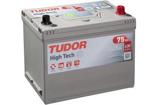 Аккумулятор Tudor High Tech Japan 75  A/h 630A