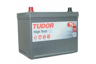 Аккумулятор Tudor High Tech Japan 75  A/h 630A L+