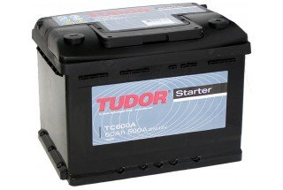 Аккумулятор Tudor Starter TC600A 60  A/h 500A