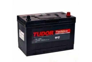 Аккумулятор Tudor Technika TB1004 100  A/h 720A