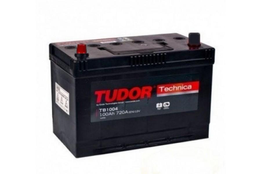 Аккумулятор Tudor Technika TB1005 100  A/h 720A L+