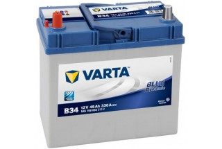 Аккумулятор Varta Blue Dyn (Asia) 45Ah L+ 330A