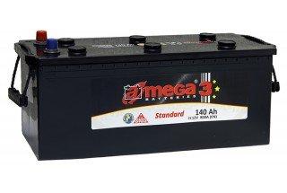 Аккумулятор A-mega Standart 140 800 A (EN)
