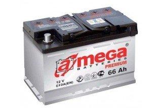 Аккумулятор A-mega 65  A/h R 640A (EN)