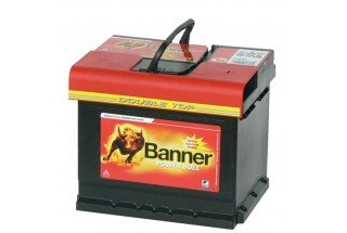 Аккумулятор Banner 50  A/h 450A e/n