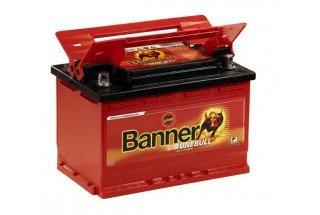 Аккумулятор Banner 50200 58  A/h Uni Bull 450A (EN)