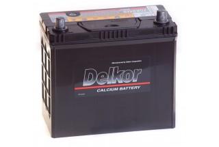 Аккумулятор DELKOR (70B24LS) 55  A/h R 480A e/n ОТ 1-го ПОСТАВЩИКА
