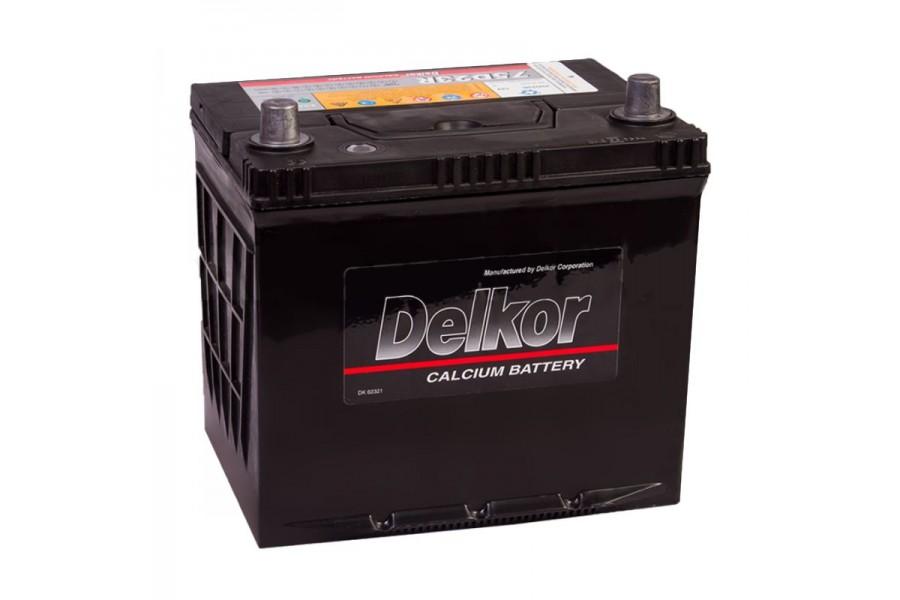 Аккумулятор DELKOR (50D20L) 60  A/h 525A e/n ОТ 1-го ПОСТАВЩИКА