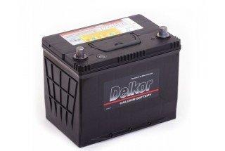 Аккумулятор DELKOR (95D26L) 80  A/h 680 e/n ОТ 1-го ПОСТАВЩИКА