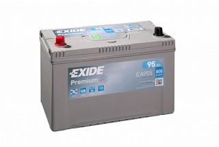 Аккумулятор Exide Premium EA955 (95  A/h), 800A L+
