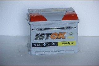 Аккумулятор ИСТОК 55  A/h 420A L-R ОТ 1-го ПОСТАВЩИКА