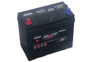 Аккумулятор MAFF Premium Japan 45  A/h 400А R+/L+