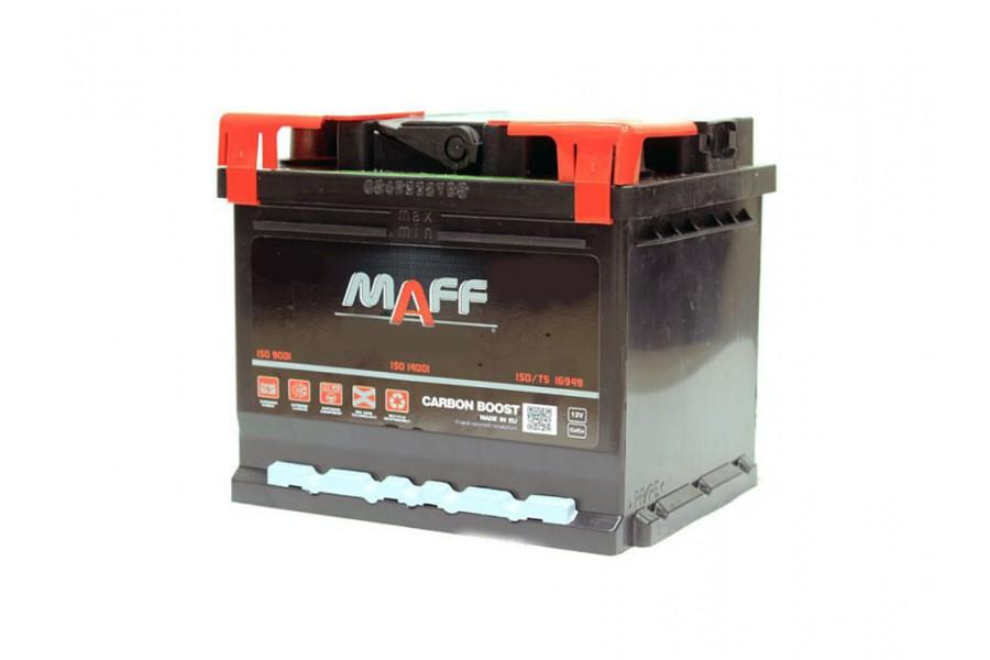Аккумулятор Maff Standart 100  A/h 850А R+/L+