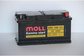 Аккумулятор Moll 100   A/h 850A (EN) ОТ 1-го ПОСТАВЩИКА