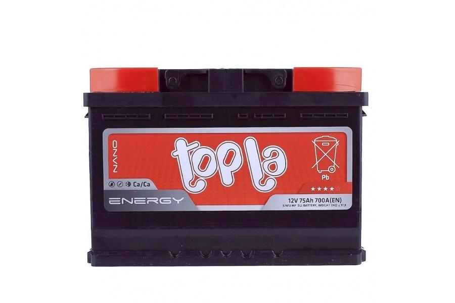 Аккумулятор Topla Energy 75 Ah 700 A L+