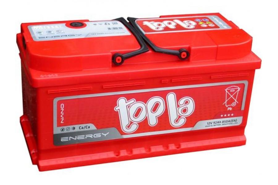 Аккумулятор Topla Energy 92 Ah 800А R+