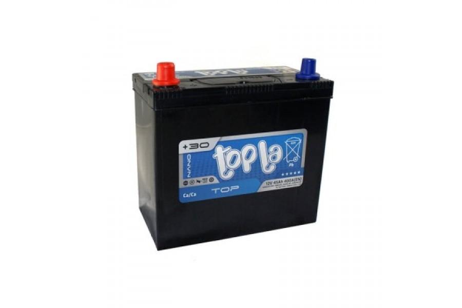 Аккумулятор Topla TOP Asia 45  A/h 400A L+ кор.