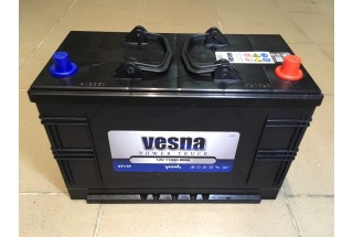Аккумулятор VESNA Power 110  A/h R+ 800A (EN)