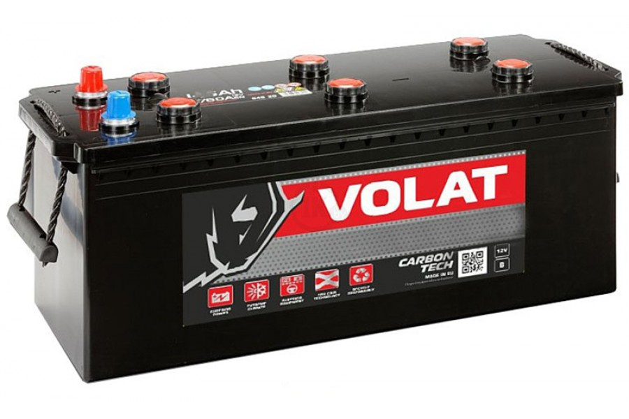 Аккумулятор VOLAT Ultra Truck 230  A/h 1350A L+