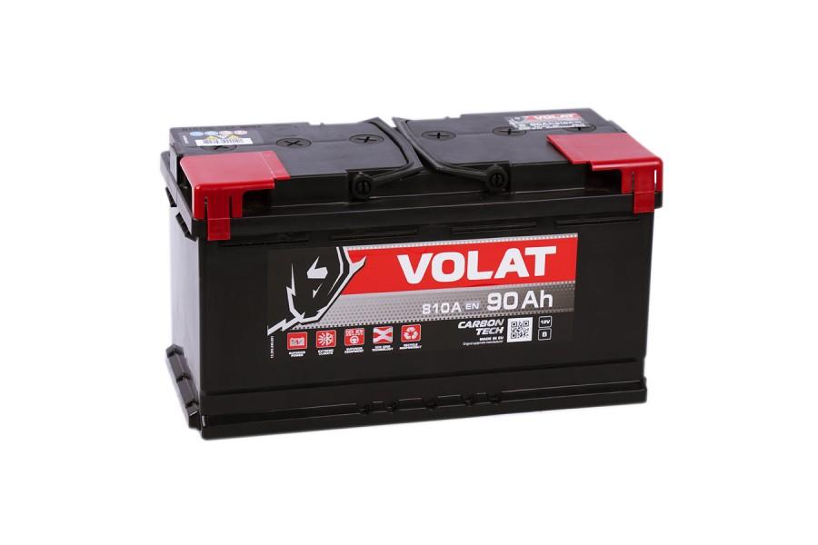 Аккумулятор VOLAT Ultra 90  A/h 810А