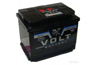 Аккумулятор Volt 62 a/h ОТ 1-го ПОСТАВЩИКА
