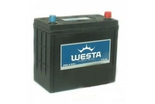 Аккумулятор Westa Asia 45  A/h 390A e/n ОТ 1-го ПОСТАВЩИКА