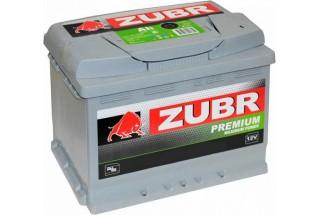 Аккумулятор Zubr Premium 65  A/h 650А L+