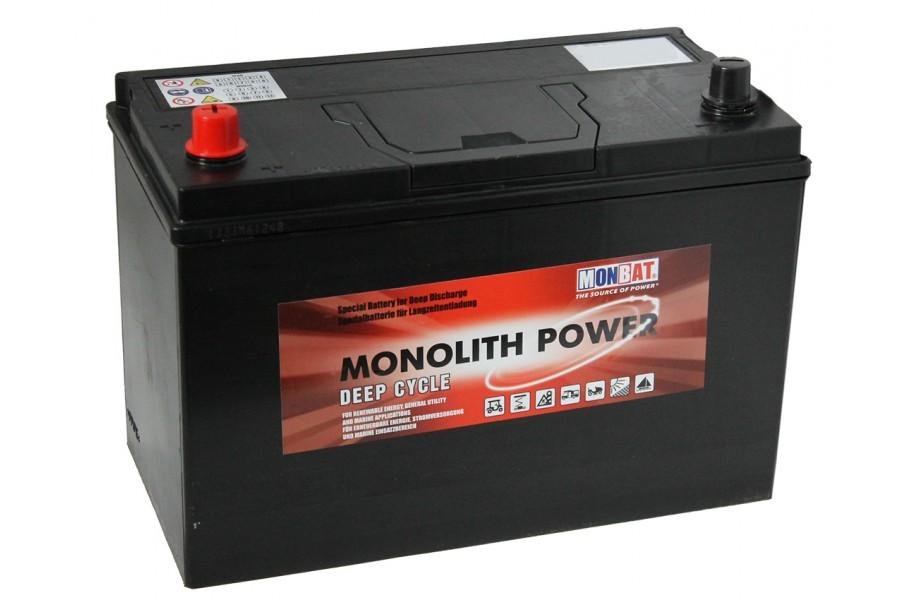 Аккумулятор MONBAT Monolith Deep Cycle 75/95
