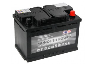 Аккумулятор MONBAT Monolith Semi-Traction 50/60