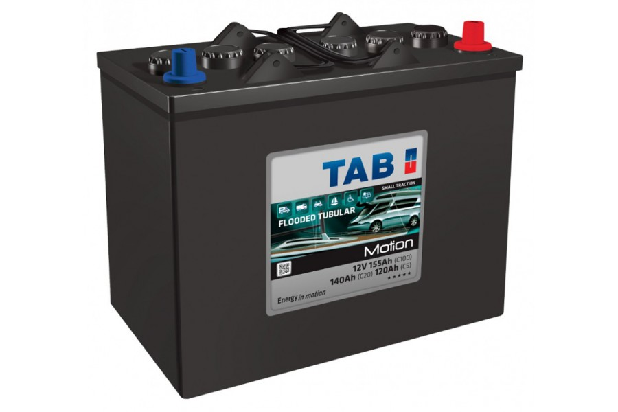 Аккумулятор TAB Motion Tabular 140 R