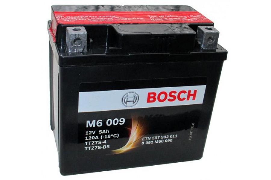 Аккумулятор Bosch YTZ7S-BS / YTZ7S-4