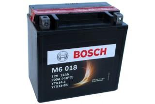 Аккумулятор Bosch YTX14-BS / YTX14-4