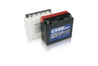 Аккумулятор Exide YT12-BS (10 A/h), 160А L+