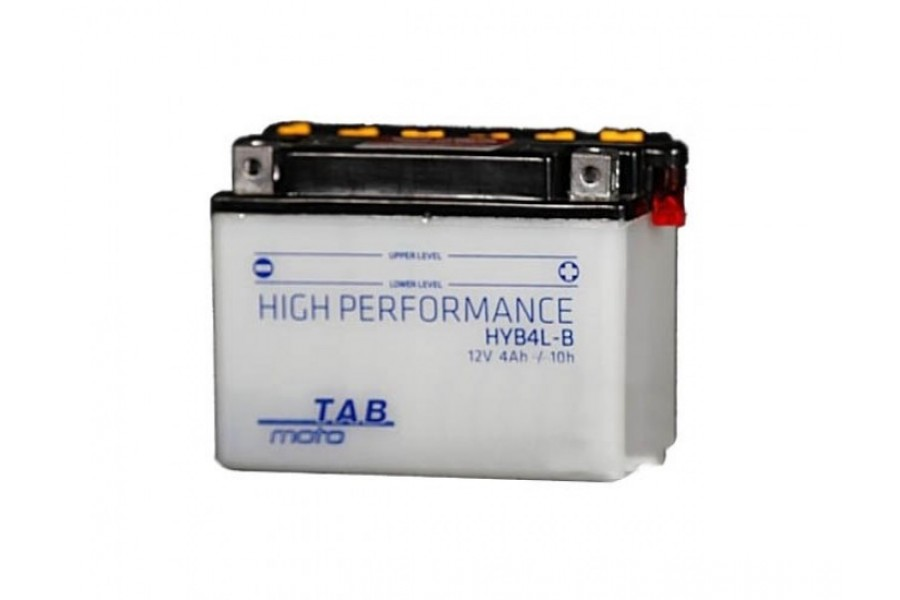 Аккумулятор TAB YB4L-B (4 А·ч)
