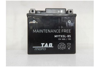 Аккумулятор TAB YTX5L-BS (4 А·ч)