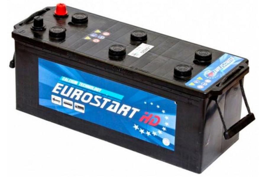 Аккумулятор Eurostart Blue 190  A/h 1200A R+