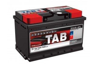 Аккумулятор Tab Magic 75  A/h 750A (EN) R+