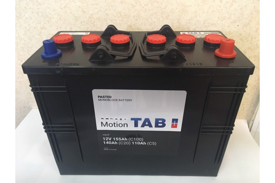 Аккумулятор TAB Motion PASTED 140  A/h R