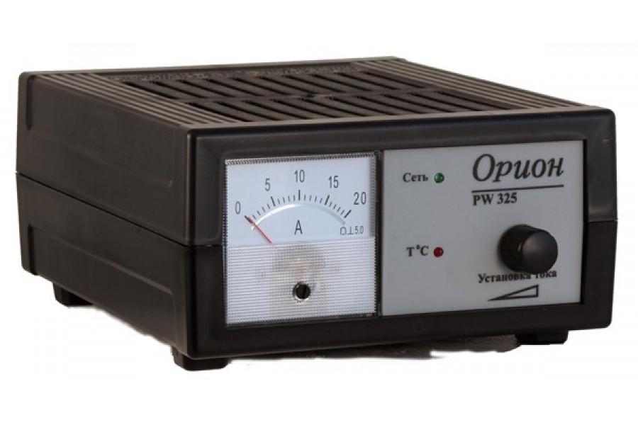 Автоматическое зарядное устройство ОРИОН-325