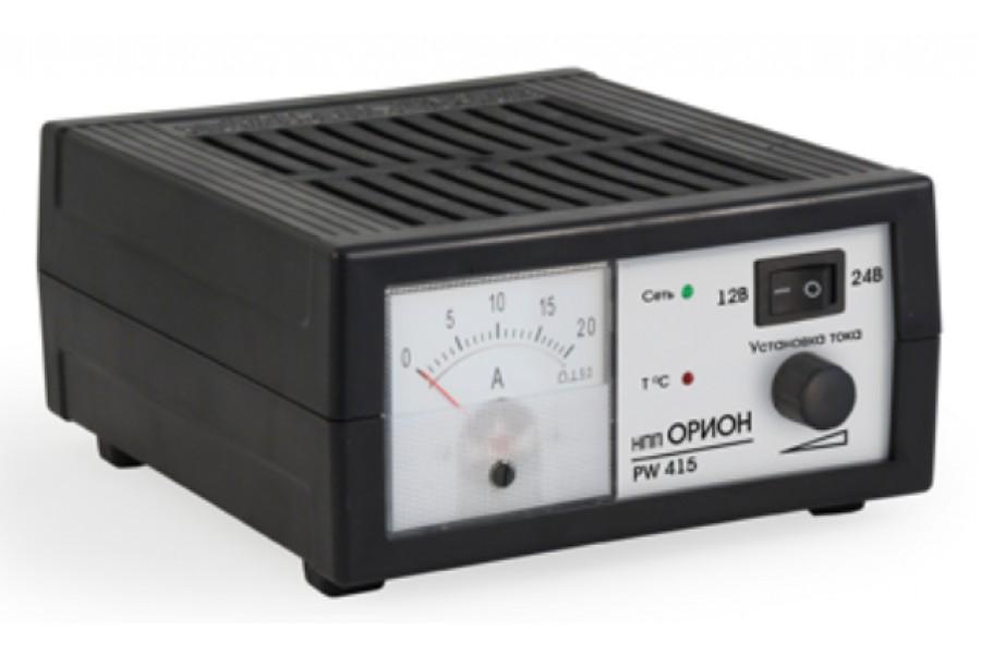 Автоматическое зарядное устройство ОРИОН-415